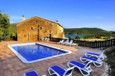 Casa rural con piscina - Piscinas interiores climatizadas ...